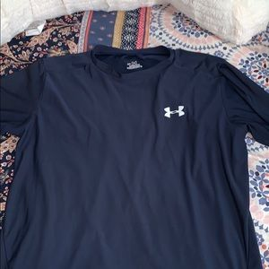 Under Armor Heat Gear Performance Tee